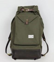 Plátěný batoh (náhled)