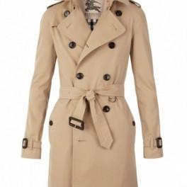 Béžový trench coat (náhled)