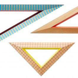 Dřevěné pravítko (náhled)