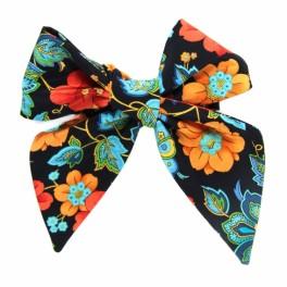 Dámská květinová kravata (náhled)