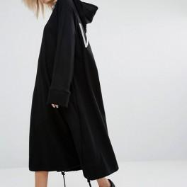 Super kabát s kapucí (náhled)