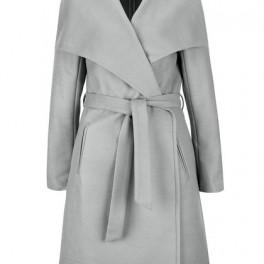 Šedý kabát (náhled)