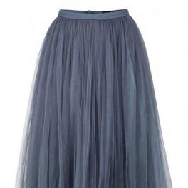 Levandulová sukně (náhled)