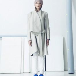 Vlněný kabát Chi-Chi (náhled)