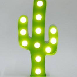 Svítící kaktus (náhled)