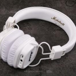 Marshall sluchátka (náhled)