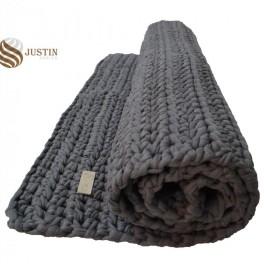 Háčkovaný koberec (náhled)