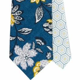 Dvojitá kravata (náhled)